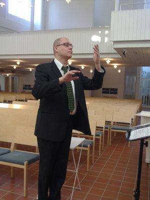 Pyhän paimenen kirkko 13.4.015