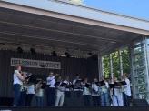 Kansallis-Kuoro Espan lavalla 25.5.2016